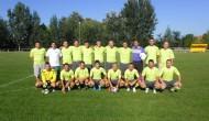 Győrzámoly SE - Dunaszeg SE    5-3 (1-0)