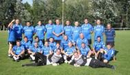 Győrzámolyi SE U35+ - Győri ETO FC öregfiúk