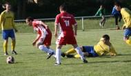 Hegyeshalom - Győrzámoly SE  2-2 (2-1)